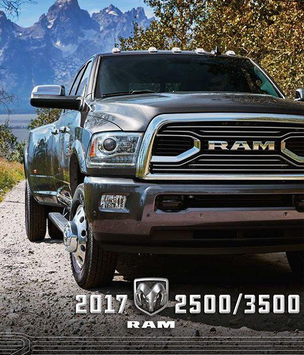 2017 Ram 2500/3500