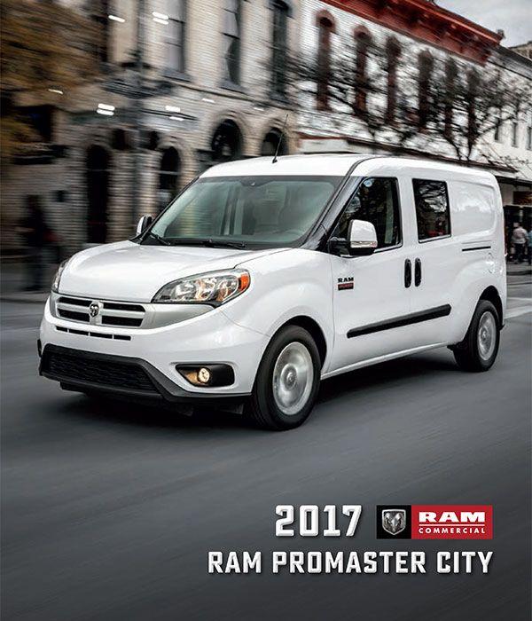 2017 Ram Promaster City